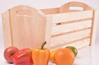 Ящик-корзина декоративный большой