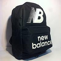 Спортивный рюкзак New Balance черный не оригинал