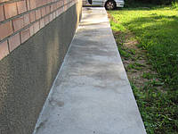 Особенности бетонирования отмостки. Защита фундамента от разрушений.
