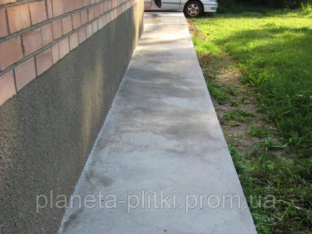 Особенности бетонирования отмостки