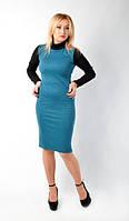 Интересное женское платье