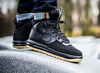 Кроссовки мужские зимние найк лунер Nike Lunar Force