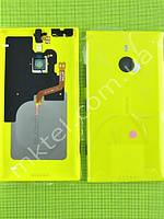 Задняя крышка Nokia Lumia 1520 в сборе, желтый Оригинал #00810N5