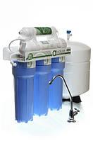 Система обратного осмоса Наша вода Absolute 5-50 (Абсолют). Фильтр с отдельным краном и баком