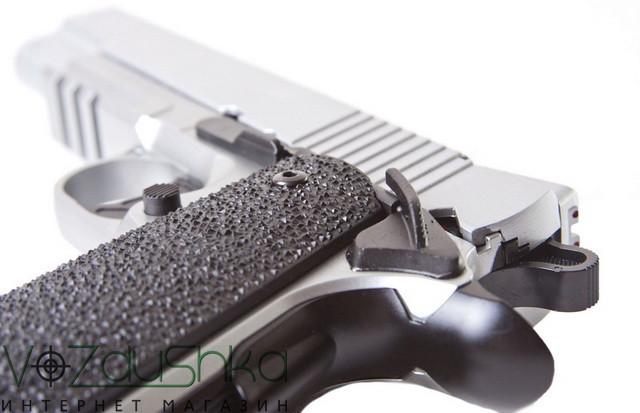 пневматический пистолет kwc km42 zs