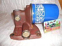 Корпус фильтра масляного с фильтром 245-1017015-В ФМ-009 тракторний (вир-во Білорусь,БЗА)