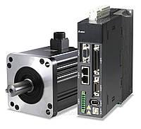 Комплект сервопривода A2, 400Вт, 1-ф, 230В, номин.момент 1,27Нм., 3000об./мин. энкодер 20 бит