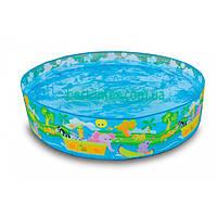 Intex 58474 (122х25 см.) Детский каркасный бассейн