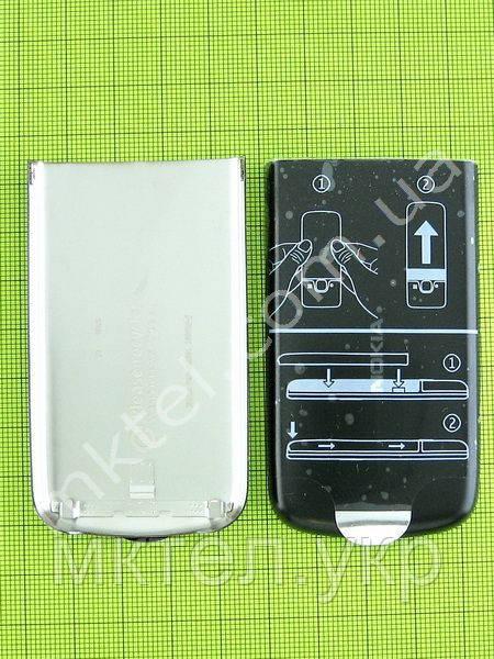 Крышка батареи Nokia 6700 classic, черный Оригинал #0253501