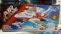 Детская игрушка самолет музыкальный