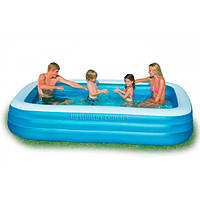 Intex 58484 (183х305х56см.) Детский надувной бассейн