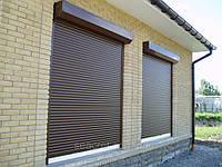 Роллеты защитные на окна