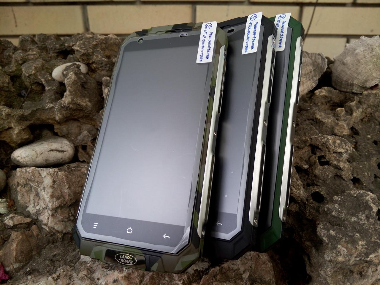 2d6568729650b Защищенный смартфон Land rover V9+ 10000мАч Black - Rov-mobile, защищённые  смартфоны и телефоны