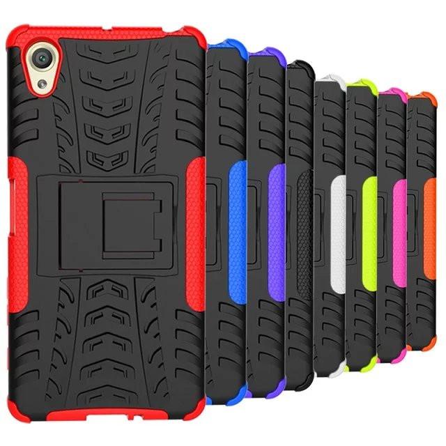 """SONY F5122 X оригинальный противоударный чехол бампер накладка защита 360* 3D  для телефона """"PERFO SHEILD"""""""