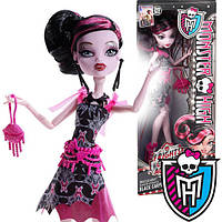 Кукла Monster High Дракулаура Страх! Камера! Мотор! Draculaura Frights! Camera! Action! Монстер Хай