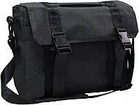Сумка для ноутбука Bagland Bolton 12 л. Чёрный (0040769)