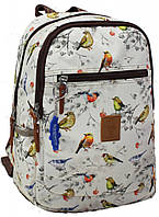 Рюкзак Bagland Young 13 л. сублимация (птица) (00510664)