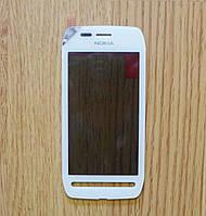 Сенсор Nokia Lumia 603 белый