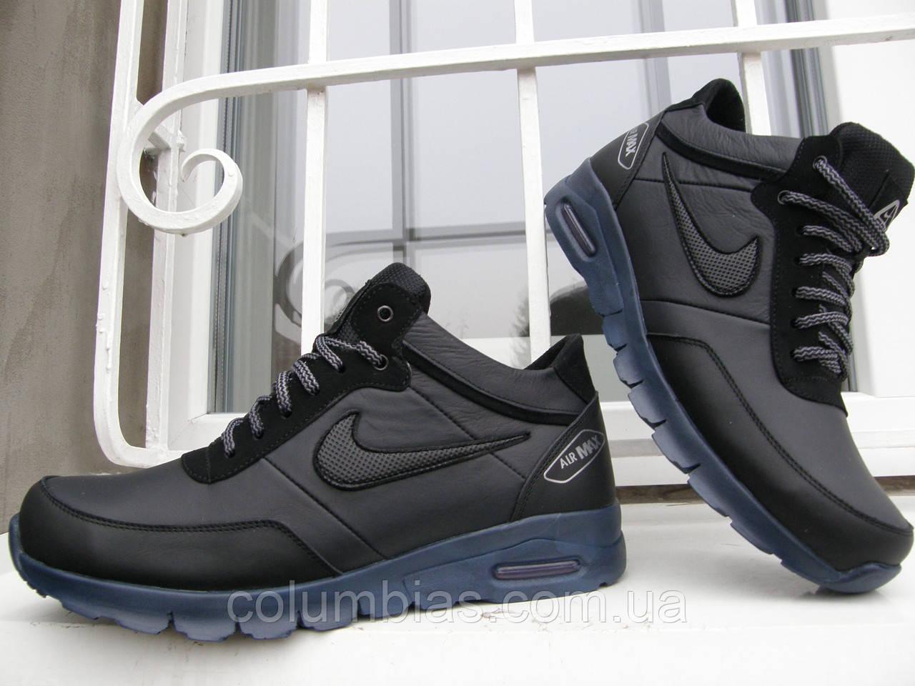 c52607c4 Кожаные кроссовки Nike - Весь ассортимент в наличии, звоните в любое время  т. 096