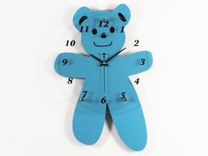 Настінні годинники в дитячу Ведмедик
