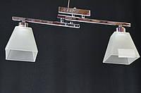 Люстра потолочная двухламповая PR1129-2HR