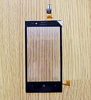Сенсор Nokia Lumia 720 черный