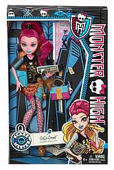 Monster High Gigi Grant New Scaremester Монстер Хай Джиджи Грант Новый Скарместр