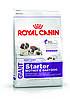Royal Canin Giant Starter - корм для очень крупных щенков до 2 месяцев, беременных и кормящих сук 4 кг