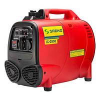 Генератор бензиновый инверторный Sadko IG-2800, запчасти гарантийный ремонт, официальный представитель и сервисный центр