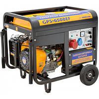 Бензогенератор GPS-6500EF Sadko, запчасти гарантийный ремонт, официальный представитель и сервисный центр