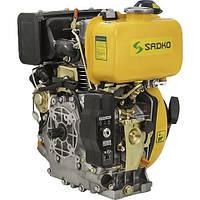 Двигатель дизельный Sadko DE-300ME, запчасти гарантийный ремонт, официальный представитель и сервисный центр