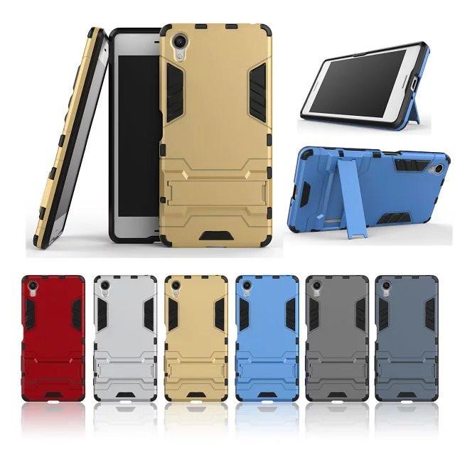 """SONY F5122 X оригинальный противоударный чехол бампер накладка защита 360* 3D для телефона """"TRANSFORM SHEILD"""