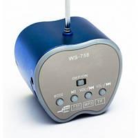 Портативный динамик для телефона, колонка, радио SPS WS-758
