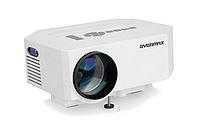 Проектор OVERMAX MULTIPIC 2.1. Качественный проектор LED UC30. Практичный и удобный проектор. Код: КДН1255