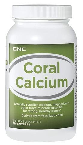 """GNC Coral Calcium 180 caps - Интернет-магазин cпортивного питания """"Sportshef"""" в Киеве"""