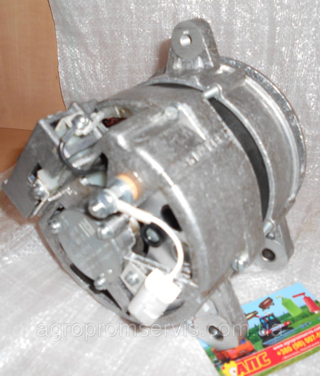 """Генератор тракторный МТЗ 700 Вт Г464.3701-1  (з додатковим виводом) (вир-во """"Радиоволна"""")"""