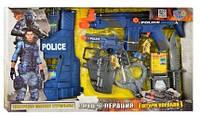 Детский полицейский набор 10 предметов