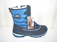 Кроссовки зимние ботинки с мехом высокие Тимберленды