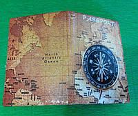 Обложка на паспорт 27