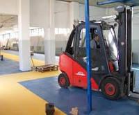 Резиновая плитка для промышленных помещений, складов и производств., фото 1