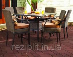 Резиновая плитка для открытых кафе
