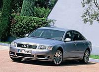Защита двигателя и коробки передач (картера) AUDI А-8  2002-2010 г.в.