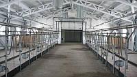Устройство фермы для крс