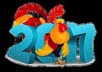 С Новым Годом 2017!