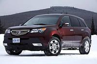 Защита двигателя и коробки передач (картера) Acura MDX 2006-2014 г.в.