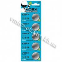 Батарейка CR 2450 (dl2450) Videx блистер 5 шт