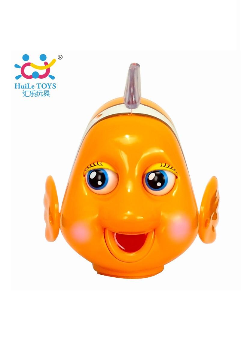 Рыбка клоун (звук. эффекты) «Huile Toys» (998)