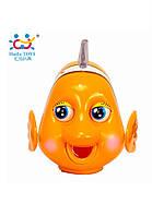 Развивающие и обучающие игрушки «Huile Toys» (998) Рыбка клоун (звук. эффекты)