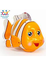 Рыбка клоун (звук. эффекты) «Huile Toys» (998), фото 3