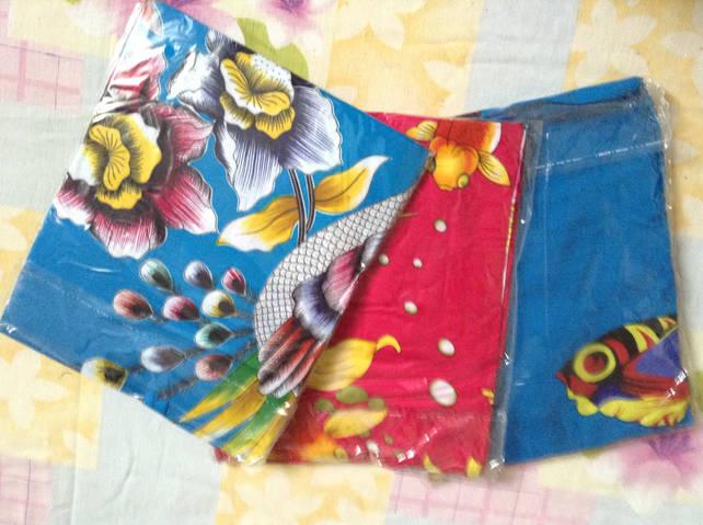 Халаты летние штапельные